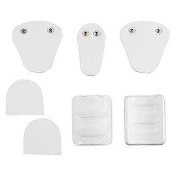 7 Piece Pee Wee Snapped Pad Set