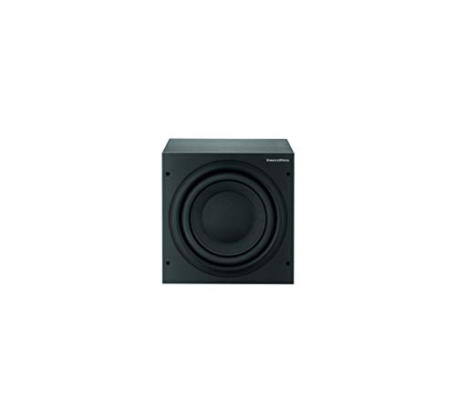 Bowers & Wilkins ASW608 Compact Powered Subwoofer - Black