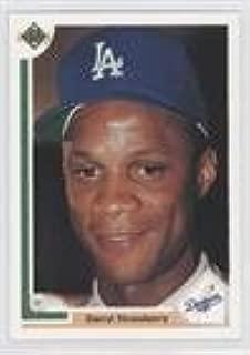 Darryl Strawberry (Baseball Card) 1991 Upper Deck - [Base] #245