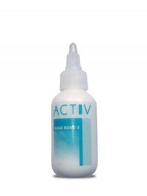 ACTIV Aqua Bond 3-15 ml für Dauerbefestigung von Toupets Perücken Haarteilen