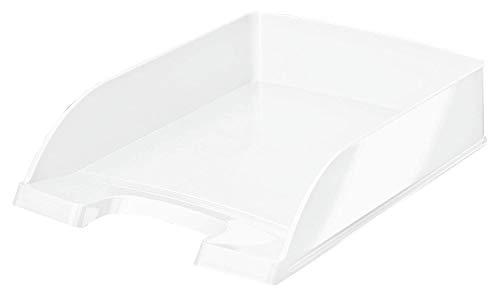 Leitz WOW Briefkorb, A4, weiß, 52263001