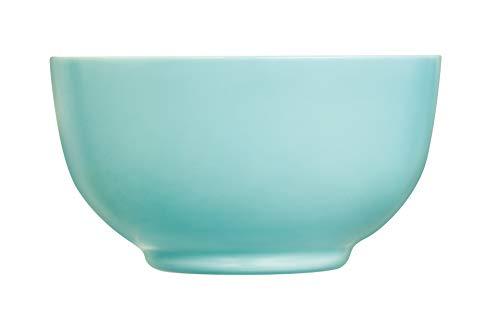 Dajar Schüssel Schale Geschirr Hartglasgeschirr Diwali Turquoise 14,5 cm LUMINARC,Türkis