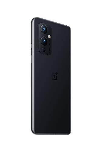 ONEPLUS 9 5G Smartphone mit Hasselblad Kamera für Handys - Astral Schwarz 8 GB RAM + 128 GB, SIM-frei - 5