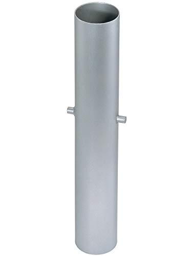 GAH-Alberts 774646 Bodenhülse für Absperrpfosten ø 60 mm und ø 76 mm feuerverzinkt