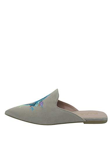 Pretty Ballerinas | Pajaros Grande | Pantolette - beige, Farbe:beige, Größe:38