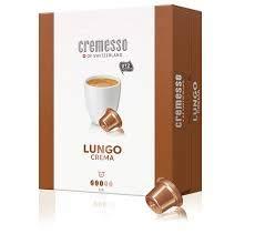 cremesso Lungo Crema XXL Box (48 capsule)