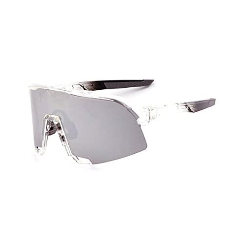 YSPS 2021 HD Gafas de Sol Deportivas polarizadas Ciclismo Conducción Béisbol Outdoor Ultralight TR90 Frame D