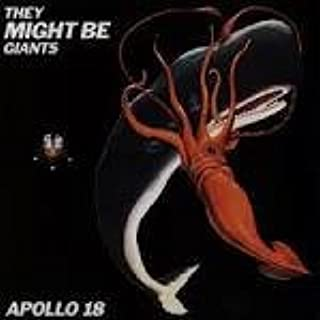 They Might Be Giants - Apollo 18 Vinyl LP