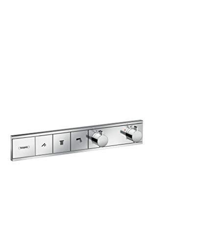 hansgrohe Unterputz Thermostat RainSelect (für 3 Funktionen) chrom