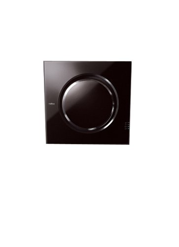 Elica Mini Om BL/F/55 afzuigkap zwart 650 m3/h