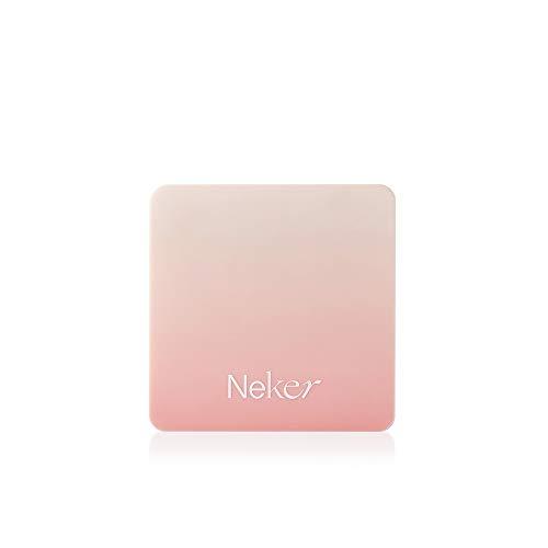 NEKER FX Cushion Foundation No.23, 1 Pact(0.52 oz), Light to Medium Skin Tones, Whitening Anti Aging Foundation with SPF 50 PA+++ Sun Protection