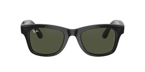 Ray-Ban Stories   Wayfarer Smart Glasses