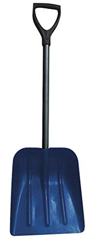 Best Buy! Snow Shovel, 25 in.L, Steel Handle