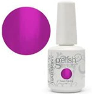 Gelish Neon Carnaval Hangover Purple Gel Nail Polish .5oz