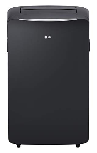 LG LP1417GSR 14,000 BTU Graphite Gray Portable Air Conditioner - Rooms up to 500 Sq. Ft