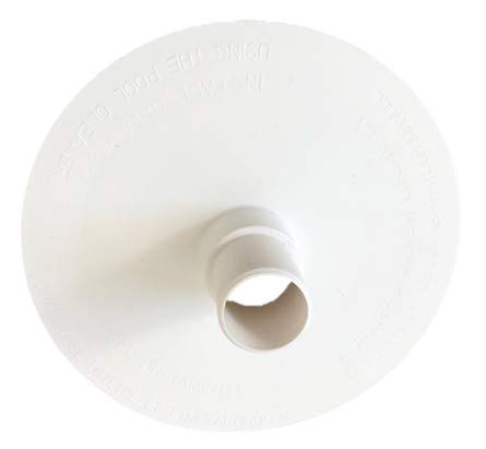 POWERHAUS24® - Saugplatte für Einbauskimmer