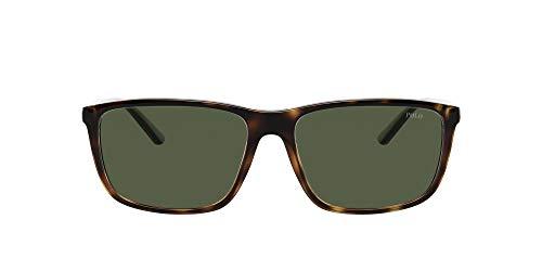 Polo Ralph Lauren Gafas de sol rectangulares Ph4171 para hombre