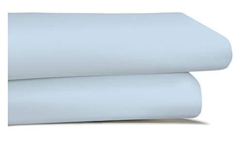 Irisette Jupiter 0008/23 120 x 200 cm Spannbetttuch bleu