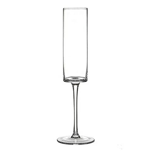 YKW 17 0ML Copa de champán Vidrio sin Plomo Cristal Vino Vino Copa Dulce Vino Vino espumoso Vino Vino Bar Familia Beber Vidrio