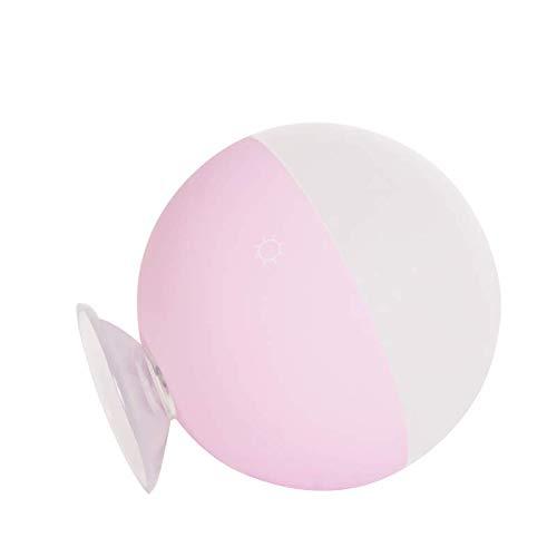Praktische Spiegelscheinwerfer, Pinkes Make-up-Fill-Licht Spezielle Schreibtischlampe, Garderoben-Badezimmer Einfache Wand-Schreibtischlampe Inklusive 2