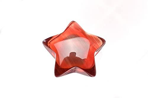 【 福縁閣 】【1点物】 透明 アンデシン 9mm スター 星 ルース_P6412 天然石 パワーストーン ビーズ