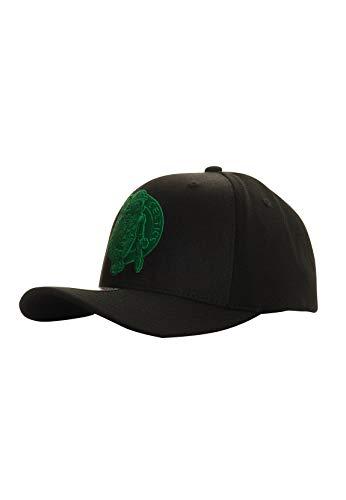Mitchell & Ness Gorra S21HW041 Duotone Boston Celtics, color negro, talla única