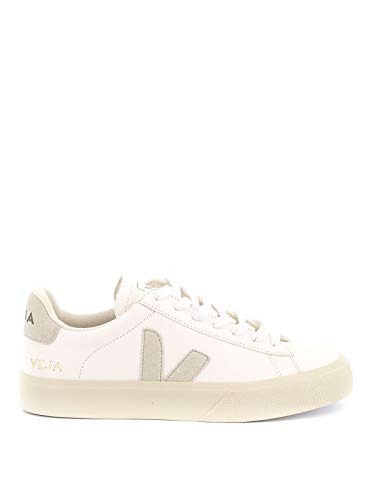 Luxury Fashion | Veja Dames CPW051945 Wit Leer Sneakers | Lente-zomer 20