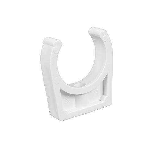 piscine Tuyau Fixations – 3,8 cm Tuyau Clips X 10