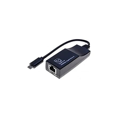 DEXLAN - Adaptador USB tipo C Thunderbolt 3 GIGABIT Ethernet