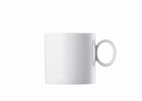 Thomas Loft - taza, grandes, 0,38 l, color blanco