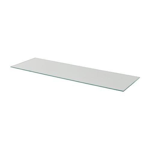 IKEA Billy Extra Regalboden aus Glas; (76x26cm)
