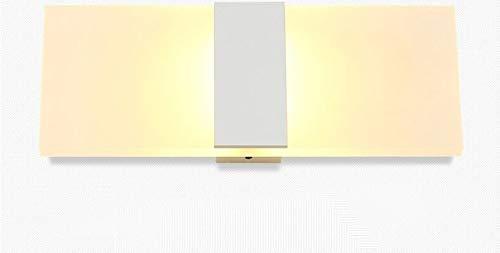 CHENTAOCS Lámpara del Pasillo del balcón Cocina Pasillo Delante del Espejo Sala de Estar lámpara de la mesilla de Pared L-E-D AC110V220V luz de iluminación Interior en casa habitación