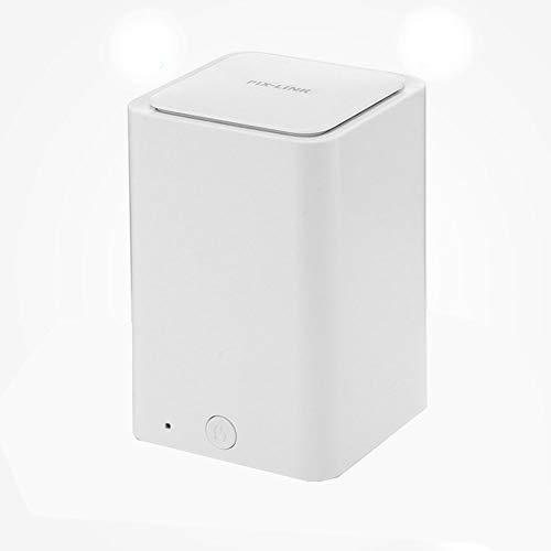 LYzpf Repeteur WiFi Répéteur Amplificateur de Signal 300Mbps Portable Extension sans Fil Portée Routeurs Réseau Booster Accessoires Installation Facile