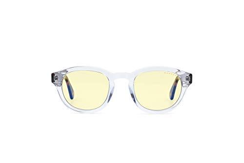 GUNNAR - Gafas para ordenador (65 % de protección de luz azul, antirreflectante, protege y reduce la fatiga ocular y la sequedad