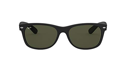 New Ray-Ban Wayfarer Sunglasses a perfect compliment to a Blad Style