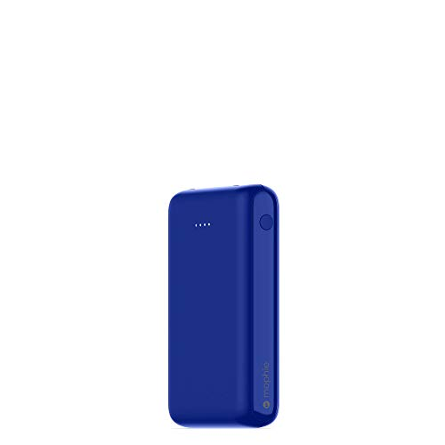 Mophie Power Boost XL - Portable Charger with Universal Compatibility - Made for Smartphones, Tablets, and Other USB Devices - Blue, Cobalt (401103999)