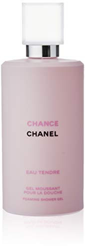 Chanel Chance Tendre Women, Foaming Shower Gel, 1er Pack (1 x 200 ml)