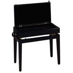 Stagg Klavierbank mit Notenfach