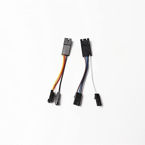 Prusa i3 MK2 / MK2s a MK2.5 actualiza los Cables en V, el Ventilador del hotend Izquierdo y la sonda PINDA V2