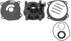 Water Pump Kit Kansas City Courier shipping free shipping Mall OMC Sierra 395072 By Inc.