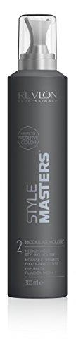 REVLON PROFESSIONAL Styling Mousse Modular Haarmousse Mittlerer Halt,1er Pack (1 x 300 ml)