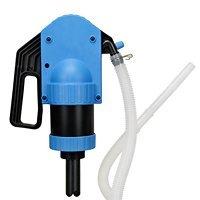 Adblue Handpumpe Fasspumpe Saugrohrlänge 1000mm 50l/min Fasspumpe mit Schlauch für Adblue Harnstoff Chemikalien