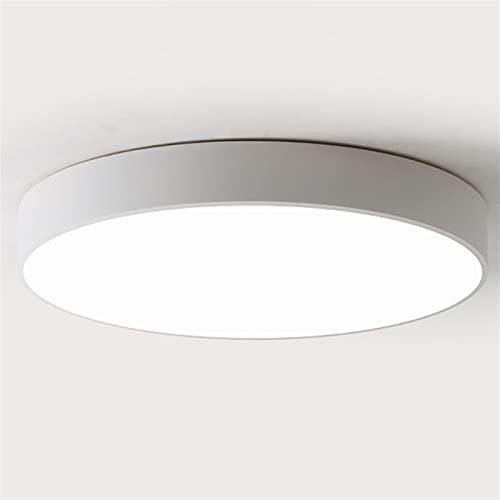 LEDlámpara de techo Estilo moderno LED simple iluminación montada. IP44 Impermeable ultra delgado sala de estar de la sala de estar iluminación de la iluminación de la iluminación de la cocina de la s