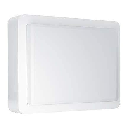 ESYLUX LED-Hausnummernleuchte ALVA WL OP1000 840WH 4000K weiß ALVA;ALVA BL Decken-/Wandleuchte 4015120840036