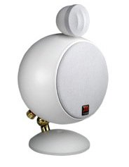 peerless satellite speakers Morel SoundSpot SA-2 Satellite Speakers, White (Pair)