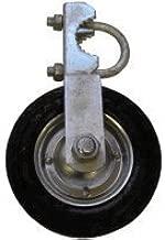 Standard Gate Helper Wheel, for Chain Link Fence Swing Gate