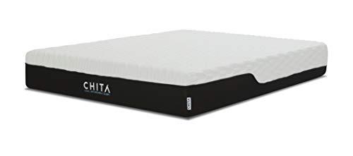 CHITA Queen Mattress – 11 Inch Gel Memory Foam Mattress in a Box – Cooling Cover - CertiPUR-US Certified – Medium Firm