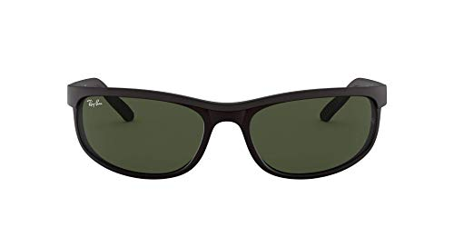 Ray-Ban RB 2027 Occhiali da Sole, Nero (Negro Mate), 62 Unisex-Adulto