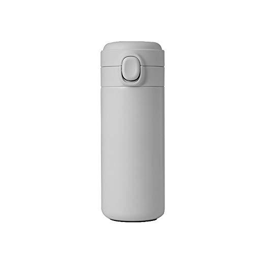 LRHD Insulated di caffè della tazza, a doppia parete della bottiglia di vuoto in acciaio inox acqua di sport, bottiglia della bevanda della borraccia for lo yoga, ginnastica e lo sport Kids Cup Coffee