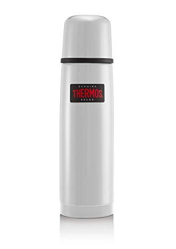 Thermos Edelstahl-Thermosflasche 0,5 l, leicht und kompakt
